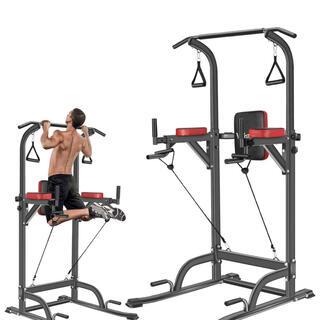 懸垂マシン 室内 ぶらさがり健康器 Wolfyok 耐荷重180kg