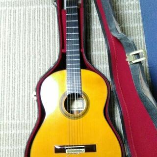 手工クラシックギター( パウリーノ・ベルナべ 1987年作 )(アコースティックギター)