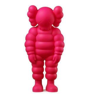メディコムトイ(MEDICOM TOY)のKAWS What Party Pink ピンク(その他)