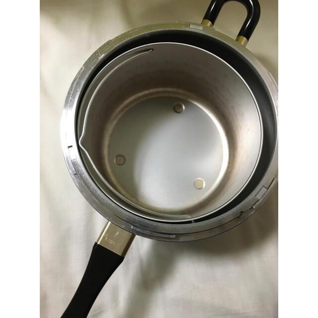 【値下げしました】寝かせ玄米 酵素玄米 長岡式酵素玄米 圧力鍋 ヘイワ  インテリア/住まい/日用品のキッチン/食器(調理道具/製菓道具)の商品写真
