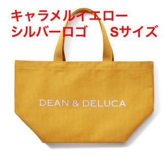 DEAN & DELUCA - DEAN & DELUCA 限定トートバッグ 2020 キャラメルイエロー S
