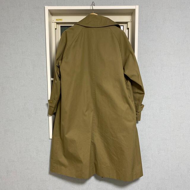 COMOLI(コモリ)の18aw comoli タイロッケンコート メンズのジャケット/アウター(トレンチコート)の商品写真
