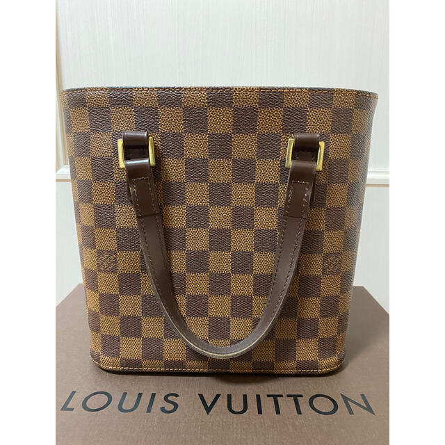 LOUIS VUITTON(ルイヴィトン)のルイヴィトン スペシャルオーダー品 ダミエ ヴァヴァンPM レディースのバッグ(ハンドバッグ)の商品写真