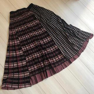 DOUBLE STANDARD CLOTHING - sov スカート 36