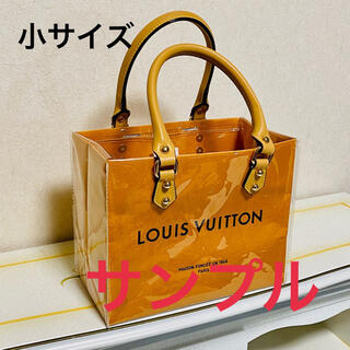 LOUIS VUITTON - 紙袋 クリアバッグ