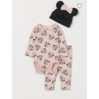 H&M - ベビー服、子供服、ミニー、セットアップ