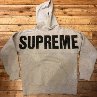 Supreme - Supreme パーカー L 未使用