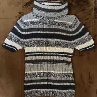 23区 - 23区 5分袖セーター  40
