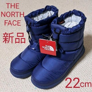 THE NORTH FACE - 新品未使用 THE NORTH FACE 22cm ブーツ キッズ レディース