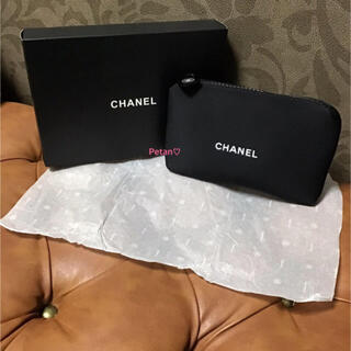 CHANEL - CHANEL ポーチ♦︎新品♦︎お箱付き