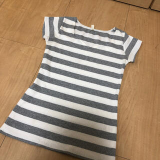 ロイヤルパーティー(ROYAL PARTY)のロイヤルパーティー Tシャツ カットソー ♡美品(Tシャツ(半袖/袖なし))