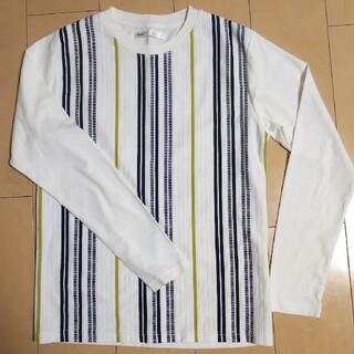 イッカ(ikka)の【ikka】 メンズTシャツ 長袖(Tシャツ/カットソー(七分/長袖))
