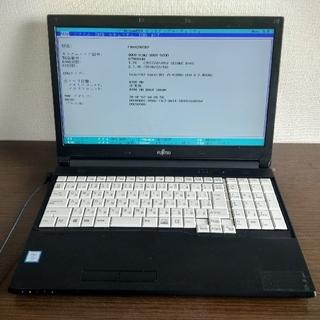 富士通 - 富士通 Lifebook A576/RX Corei5-6300U