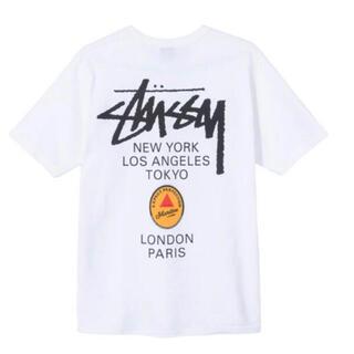 STUSSY - STUSSY ステューシー Tシャツ 40周年 ワールドツアー マーティンローズ
