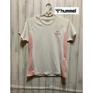 ヒュンメル(hummel)の《hummel》速乾Tシャツ美品!(Tシャツ(半袖/袖なし))