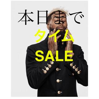 Yohji Yamamoto - 明日まで限定!早い方がち!ヨウジヤマモト 金ボタンジャケット