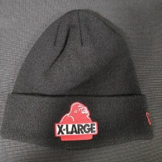 XLARGE - XLARGE NEWERA ニットキャップ