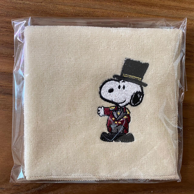 SNOOPY(スヌーピー)の帝国ホテル スヌーピー エンタメ/ホビーのおもちゃ/ぬいぐるみ(キャラクターグッズ)の商品写真