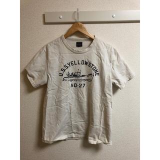 ザリアルマッコイズ(THE REAL McCOY'S)のリアルマッコイズ軍ミリタリーarmyエアフォースアメカジ(Tシャツ/カットソー(半袖/袖なし))