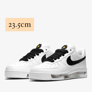 NIKE - 【23.5cm】NIKE  Air Force 1  パラノイズ