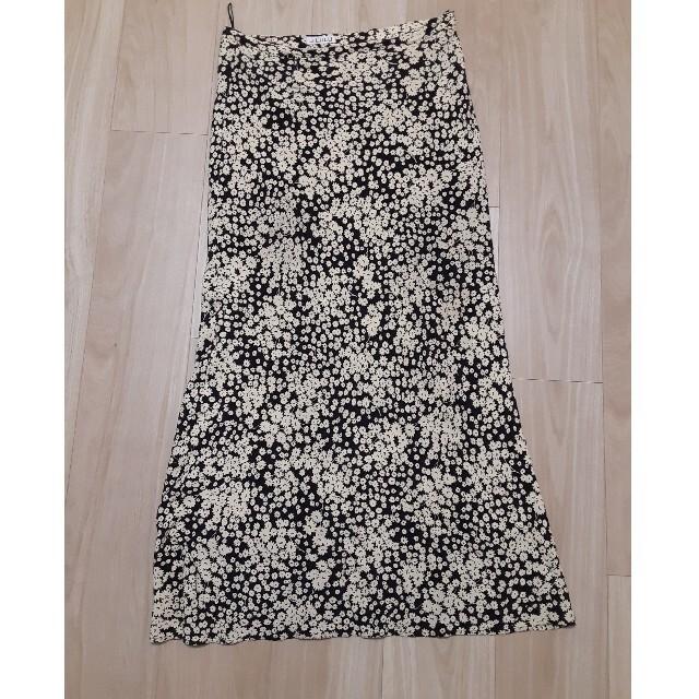 EDIT.FOR LULU(エディットフォールル)のバイアスマキシスカート黒36🐻 レディースのスカート(ロングスカート)の商品写真