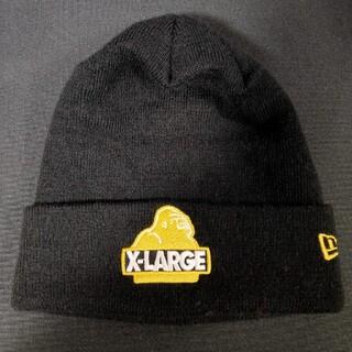 エクストララージ(XLARGE)のXLARGE NEWERA ニットキャップ(ニット帽/ビーニー)