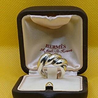 Hermes - エルメス HERMES ヴィンテージ リング⭐ シャネル ヴィトン ロロピアーナ