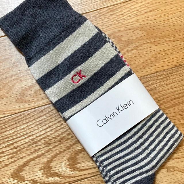 Calvin Klein(カルバンクライン)のカルバンクライン 靴下 メンズのレッグウェア(ソックス)の商品写真