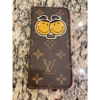 ルイヴィトン(LOUIS VUITTON)のLOUIS VUITTON iPhoneXケース(iPhoneケース)