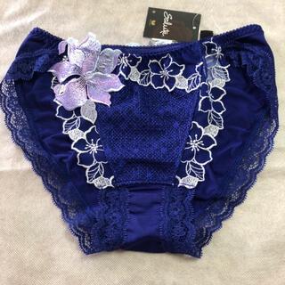 Wacoal - サルート ショーツ Mサイズ ブルー