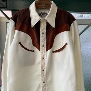 ART VINTAGE - 70s 80s ウエスタンシャツ デザインシャツ ビンテージ 菅田将暉 常田大希