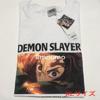 GU - ⚫️値下不可⚫️ GU×Demon Slayer レディース Tシャツ ホワイト
