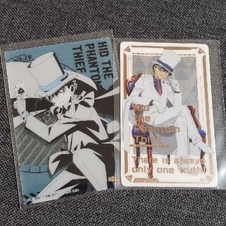 小学館 - 名探偵コナン 怪盗キッド カード