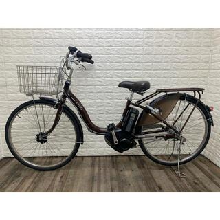 ブリヂストン(BRIDGESTONE)の(NICO様専用) ブリジストン assista 新基準 電動アシスト自転車 (自転車本体)