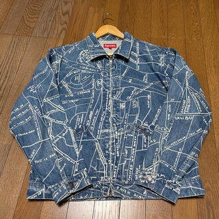 Supreme - supreme gon map work jacket M