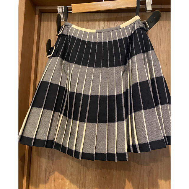 Vivienne Westwood(ヴィヴィアンウエストウッド)のヴィヴィアン レア 巻きスカート レディースのスカート(ひざ丈スカート)の商品写真
