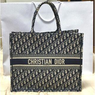 Dior - Christian Dior ディオール ブックトート ラージ