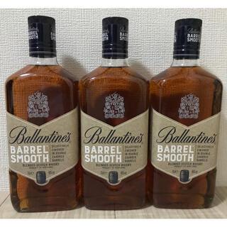 バランタインカシミヤ(BALLANTYNE CASHMERE)のバランタイン バレルスムース ウイスキー 700ml 40% スコッチ モルト(ウイスキー)