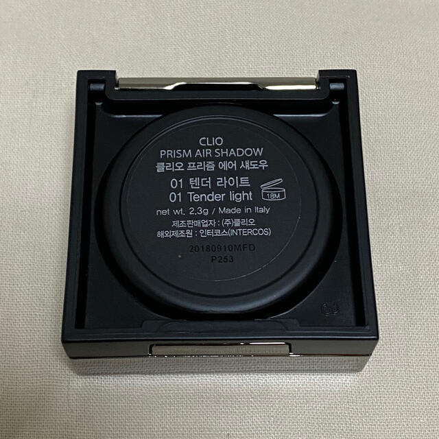 CLIO  クリオ  プリズムエアシャドウ  01  新品未使用 コスメ/美容のベースメイク/化粧品(アイシャドウ)の商品写真
