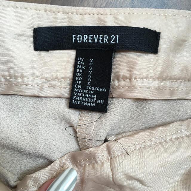 FOREVER 21(フォーエバートゥエンティーワン)のフォーエバー♡美品♡Forever21 レディースのパンツ(ショートパンツ)の商品写真
