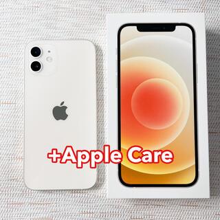 Apple - iPhone12 64GB ホワイト Apple Care