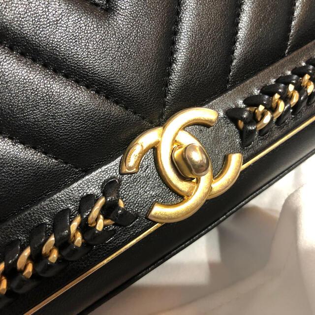 CHANEL(シャネル)のシャネル 完売品 ⭐︎クリスマスセール⭐︎ レディースのバッグ(ハンドバッグ)の商品写真