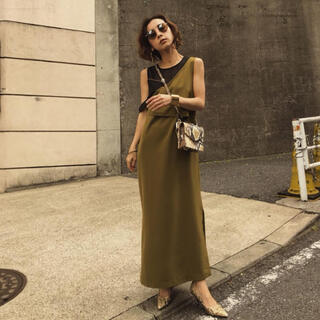 Ameri VINTAGE - 【 AMERI 】定価2万円 ノースリーブドレス