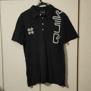 クイックシルバー(QUIKSILVER)の【送料無料】クイックシルバー ポロシャツ M(ポロシャツ)