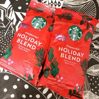Starbucks Coffee - スターバックス ホリデーブレンド 70g × 2袋 コストコ