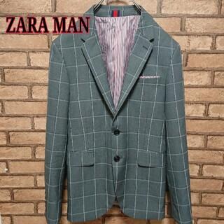 ZARA - ZARAMAN ザラ テーラードジャケット