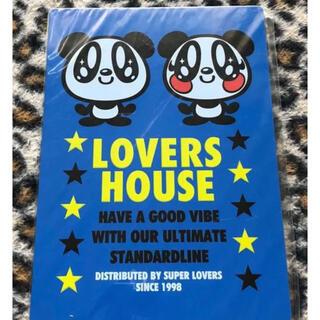 ラバーズハウス(LOVERS HOUSE)のLOVERS HOUSE ラヴァーズハウス ケンメリ 下敷き 新品未開封(その他)