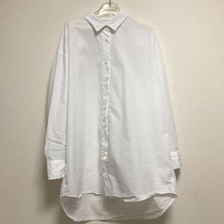 UNIQLO - UNIQLO ユニクロ シャツ 白シャツ XL