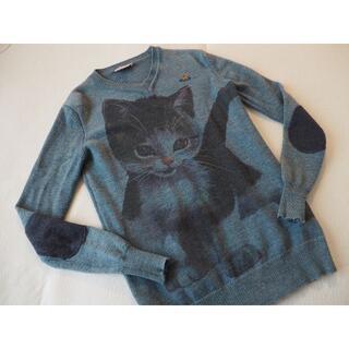 Vivienne Westwood - ヴィヴィアン キトゥン 猫 セーター