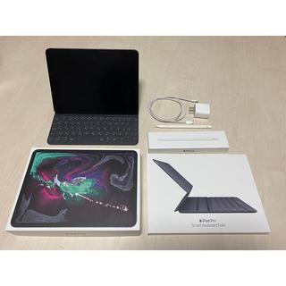 Apple - iPad Pro 11 Wi-Fi 2018 64GB + キーボード ペンシル